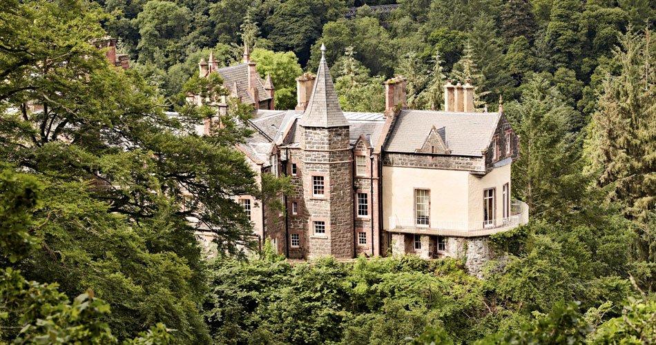 Craighall Castle