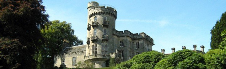 Dunimarle Castle reawakens from a 100 year slumber