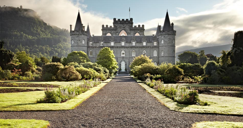 Inveraray Castle We Are Glm