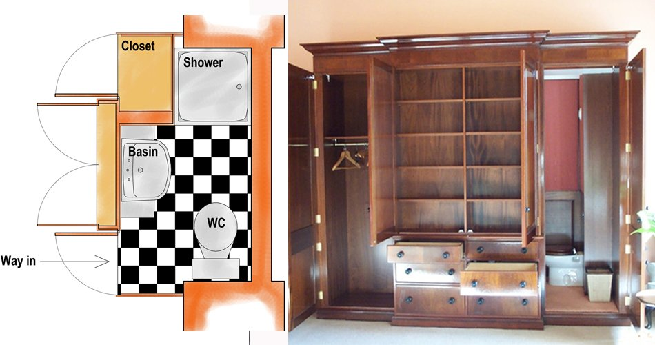 gilmerton house wardrobe ensuite we are glm