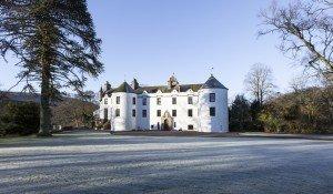 Glenbervie Castle