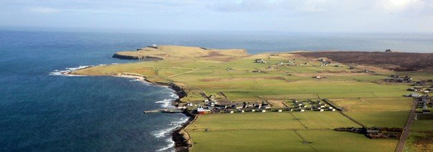Bird's Eye view of our projects in Caithness