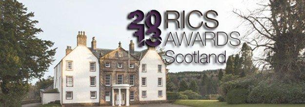 Arbuthnott House shortlisted for the 2013 RICS Awards