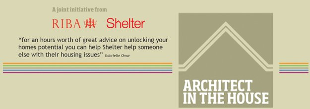 GLM Architects join 'Architect in the House' charity scheme