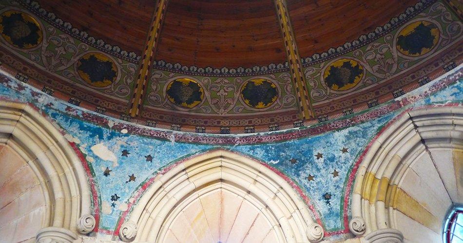 Chapel Walls2