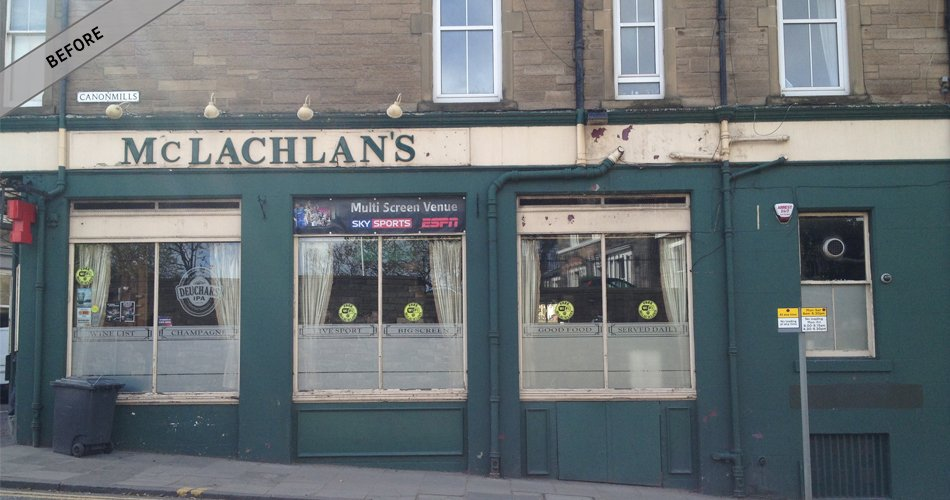 McLachlan's Before