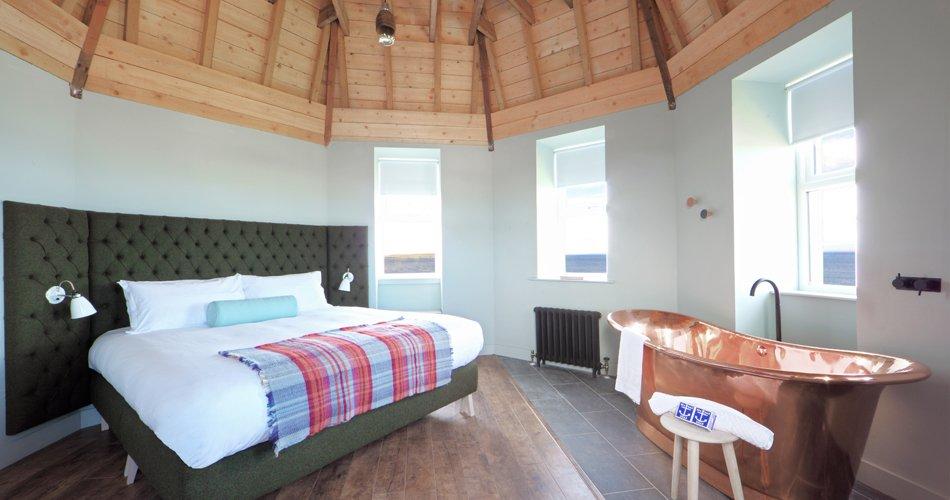 The Inn bedroom suite