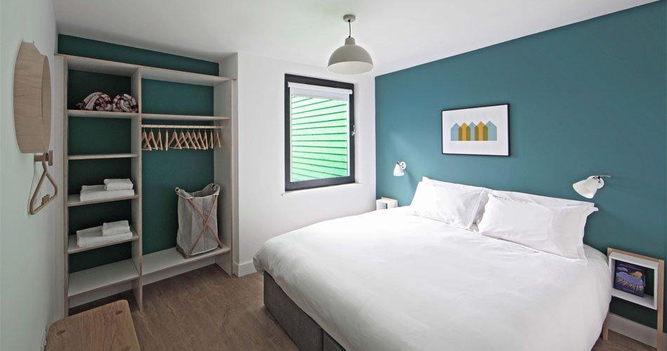 The Inn bedroom