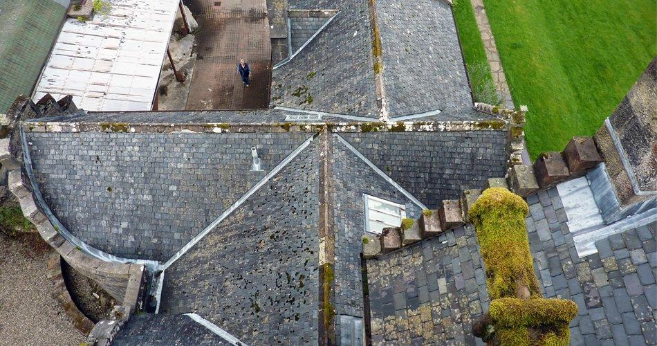 Torosay Roof