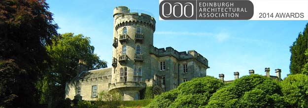 A-Listed Castle & Chapel Short Listed for the 2014 EAA Awards