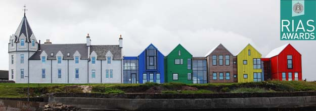 The Inn at John O'Groats Short Listed in the 2014 RIAS Awards