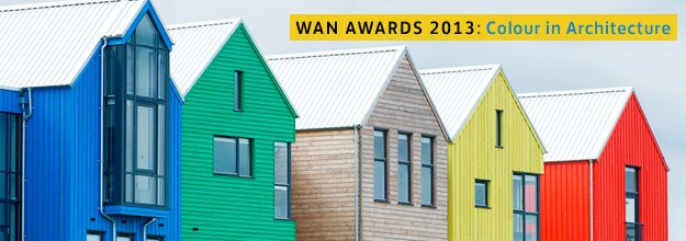 The Inn at John O'Groats: WAN Colour in Architecture Award 2013