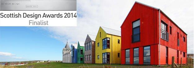 GLM: Finalists in 2014 Scottish Design Awards