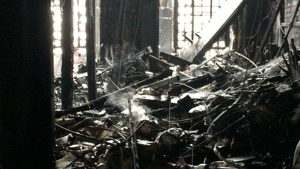GSA Fire Interior