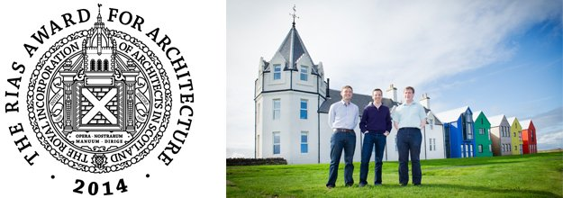 John O'Groats Triumphs at 2014 RIAS Awards