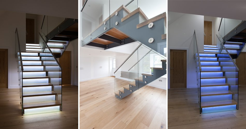 Stair Montage