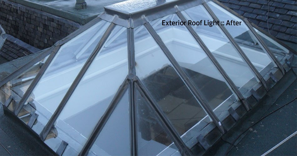 Roof Light After