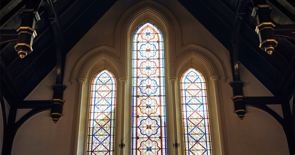 Stained Glass Internal