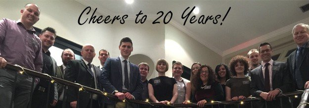 GLM Celebrates 20 Remarkable Years!