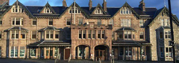 GLM APPOINTED CONSTRUCTION MANAGERS FOR FIFE ARMS HOTEL REFURB