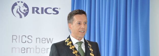 Ian McKee Reflects on Year as Chairman of RICS Scotland