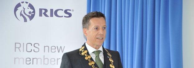 Ian McKee Reflects on Year as Chairman of RICS Scotland