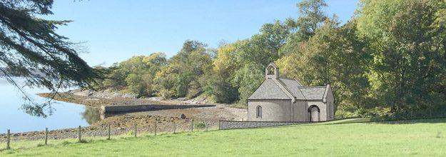 Project Update: New Build Chapel On Scotland's West Coast