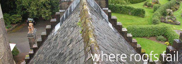 Where Roofs Fail