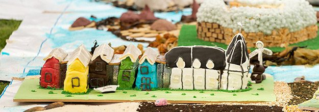 Cake Fame for The Inn at John O'Groats