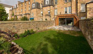 Mid-Terrace Edinburgh House