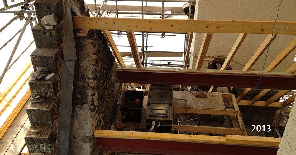 Repairs Underway - We Are GLM