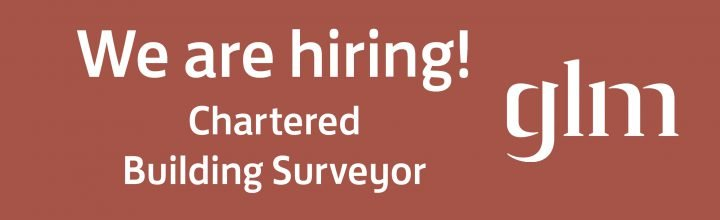 We are hiring : Chartered Building Surveyor