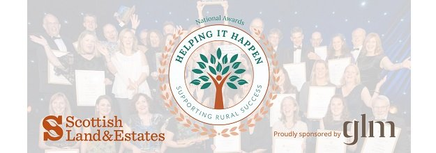 Congratulations to all Finalists in the Helping It Happen Awards 2020