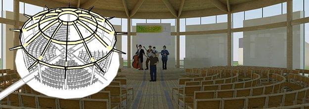 Symbolism in modern church architecture