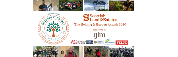 Helping It Happen Awards 2020 : Winners Announced