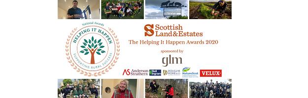 Helping It Happen Awards 2020 : Winners Announced