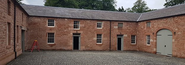 Project Reflections : Netherby Hall Stables